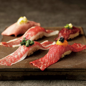 個室 肉寿司と牛タンしゃぶしゃぶ 金肉(きんにく)名古屋駅店01