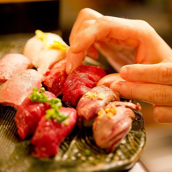 【名駅】名駅の肉寿司を食べられるお店15選!!
