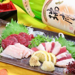 牛タンしゃぶしゃぶと生肉寿司食べ放題の店 うるる 名駅柳橋市場店02