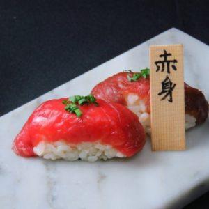 肉寿司 名古屋 名駅本店01