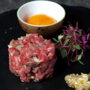個室 肉寿司と牛タンしゃぶしゃぶ 金肉(きんにく)名古屋駅店03