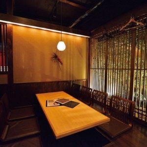 個室 牛肉寿司食べ放題 ORIGAMI(オリガミ)名古屋駅前店05