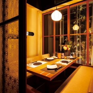 個室 肉寿司と牛タンしゃぶしゃぶ 金肉(きんにく)名古屋駅店04