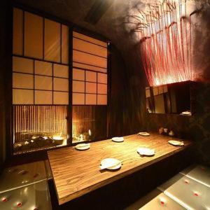 もつ鍋と馬刺し 馬肉寿司 居酒屋 九州小町 個室 飲み放題 名古屋駅05