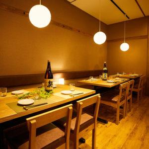 個室で愉しむ食べ飲み放題 SATO 名古屋店04