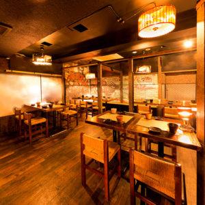 炙り肉寿司食べ放題 個室居酒屋 一休さん-三宮店-05