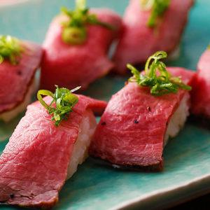 炙り肉寿司食べ放題 個室居酒屋 一休さん-三宮店-01