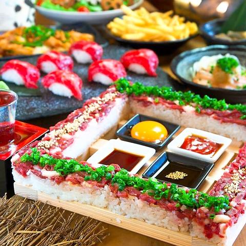 【京都】京都の肉寿司を食べられるお店15選!!