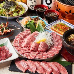 和牛焼肉と本場韓国料理 焼肉市場02