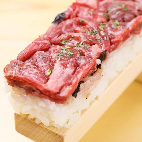 【新大久保】新大久保の肉寿司を食べられるお店4選!!