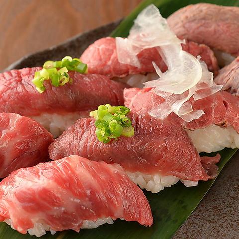 【津田沼】津田沼の肉寿司を食べられるお店7選!!