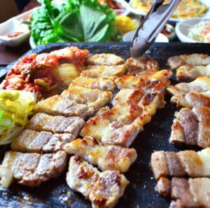 韓流カフェ 韓国料理 茶母鶴橋別館01
