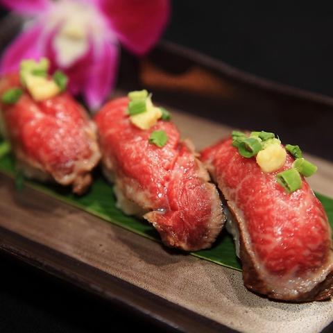 【川越】肉寿司を食べられるお店9選!!