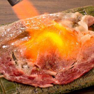 かわごえ 肉寿司04