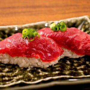 かわごえ 肉寿司02