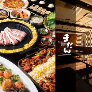 韓国料理 個室 まだん 阪急東通り店01