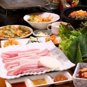 ヘチョン 韓国家庭料理02