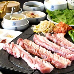Korean Kitchen 3匹の子豚 山ノ内店_02