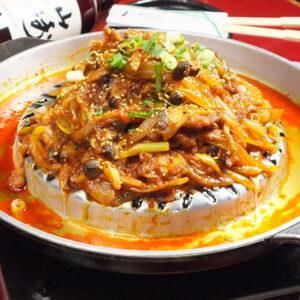 韓国家庭料理 釜山01