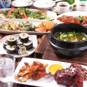 Korean Kitchen FORK(フォーク)_01