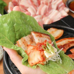 韓国料理×韓国鍋 サラン本店02