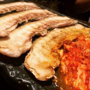 とことんちゃん サムギョプサル食べ放題 韓国料理02