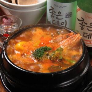 韓国料理 韓バルイチサン 梅田東通り店01