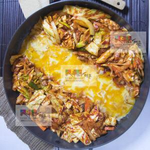 ヘチョン 韓国家庭料理01