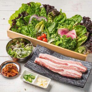 サムギョプサル 韓国料理 バブ 梅田店01